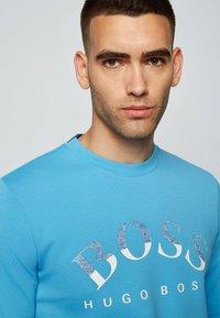 BOSS - SALBO  - Sweatshirt - open blue - 3