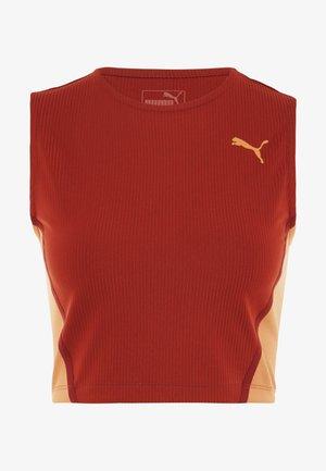 MIDI TANK  - Sports shirt - bossa nova
