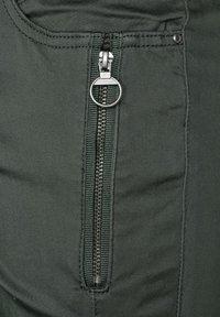 Cecil - Cargo trousers - grün - 4