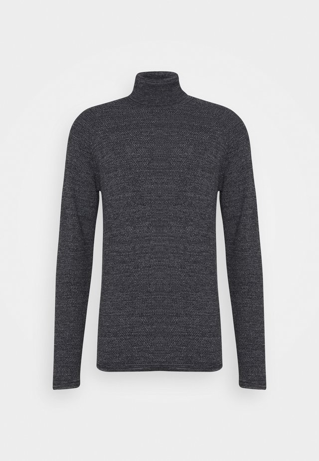 LAMP ROLL NECK  - Pullover - grey