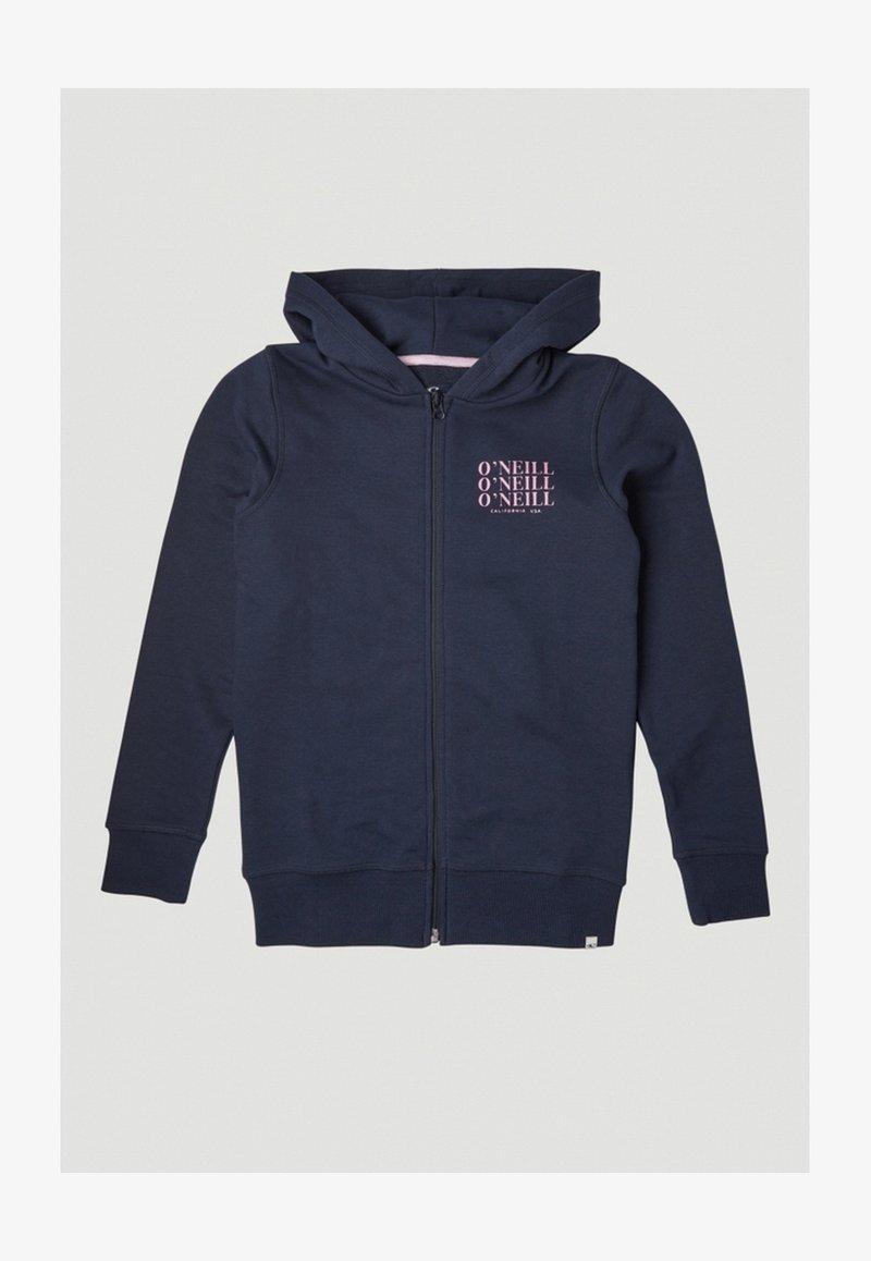 O'Neill - Zip-up sweatshirt - ink blue