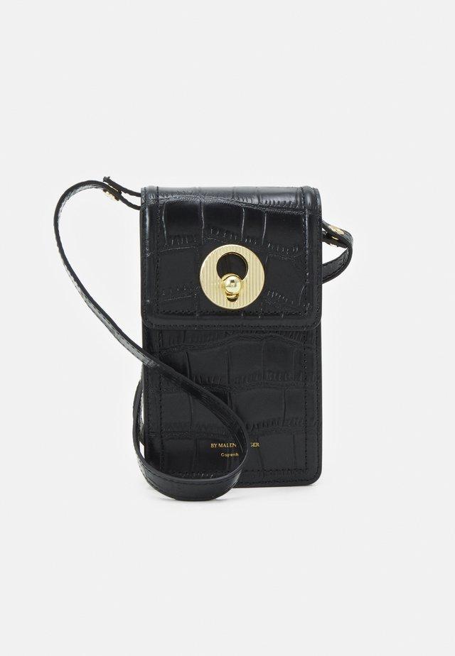 RUBIN BAG - Borsa a tracolla - black