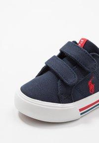 Polo Ralph Lauren - EVANSTON - Sneakers laag - navy/red - 2