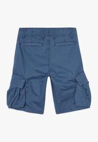 GAP - BOY - Cargo trousers - blue shade - 1