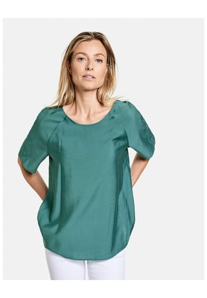 airy - Basic T-shirt - mineral green