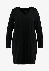Zizzi - MGUNVUR DRESS - Day dress - black - 5