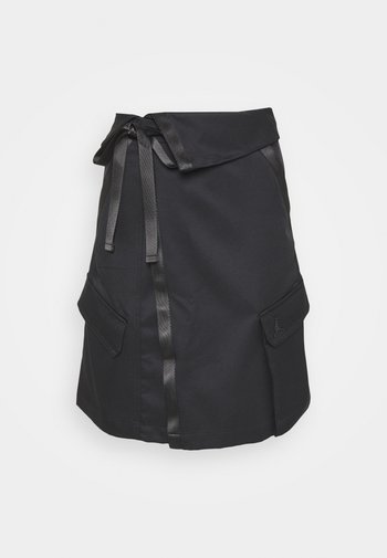 UTILITY SKIRT FUTURE - A-line skirt - black