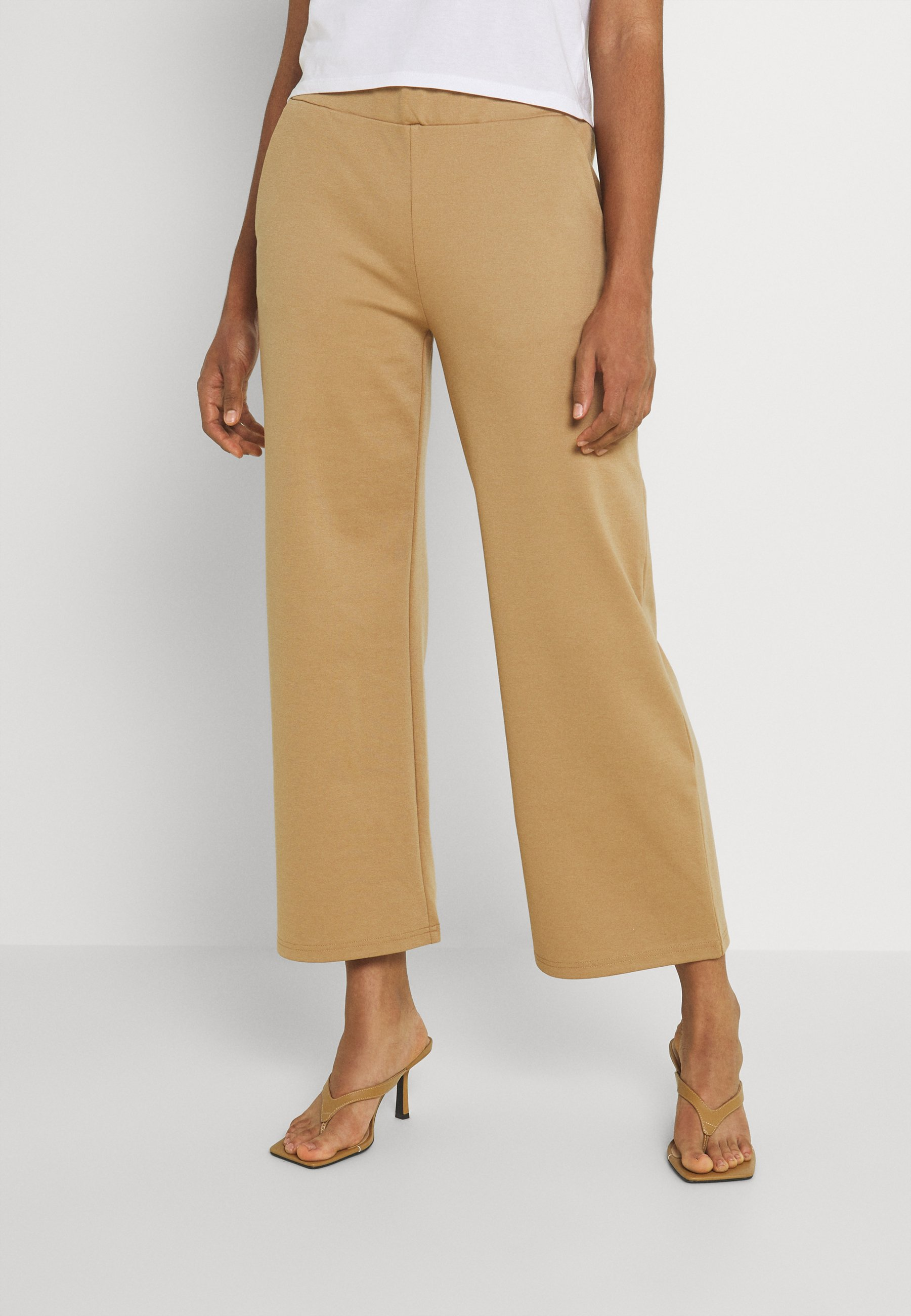 Donna BYRIZETTA WIDE PANTS - Pantaloni