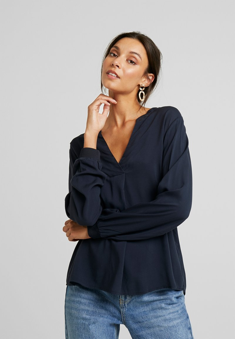 Part Two - TONNIE - Blouse - dark navy