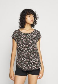 ONLY - ONLVIC - Blouse - black - 0