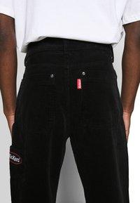 Kickers Classics - CARPENTER TROUSER - Pantalon classique - black - 6