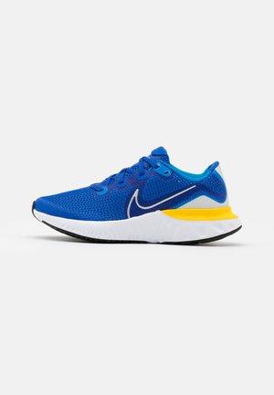 RENEW RUN  - Obuwie do biegania treningowe - game royal/metallic silver/photo blue