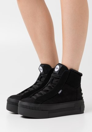 PAIRED - Sneaker high - black