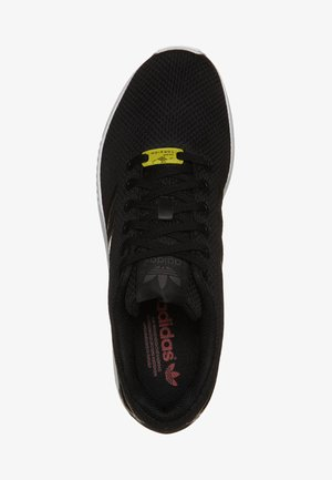 ZX FLUX - Sneakers laag - black1/black1/wht