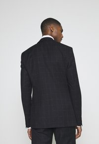 Isaac Dewhirst - WINDOWPANE SUIT - Suit - blue - 5