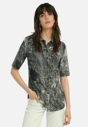 Camicia - schwarz/multicolor