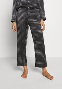 ASCENO - THE ANTIBES - Pyjama bottoms - black - 0