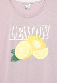 Lindex - LEMON - T-shirts print - light lilac - 2