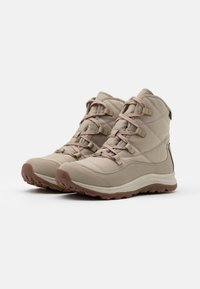 Keen - TERRADORA II ANKLE BOOT WP - Winter boots - plaza taupe/redwood - 1
