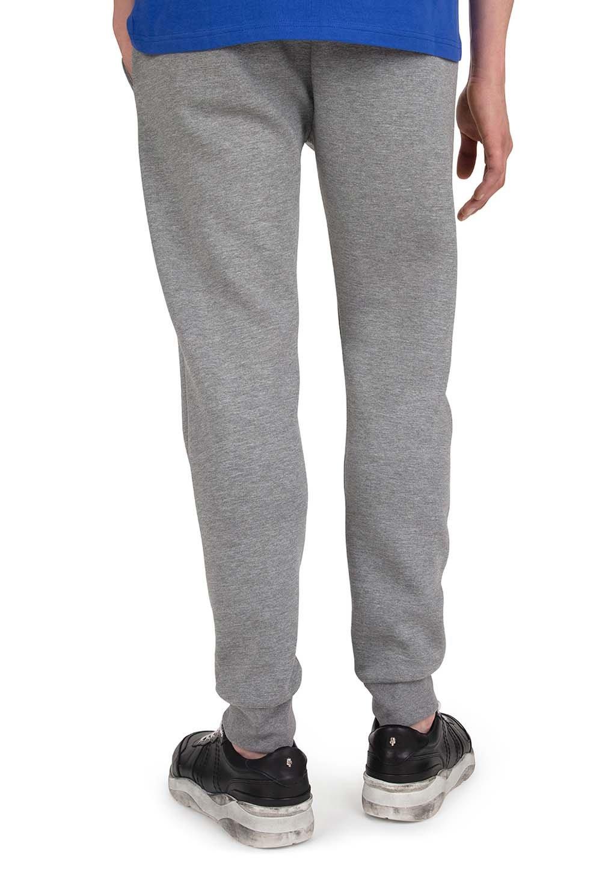 The Kooples Pantalon de survêtement - middle grey melange