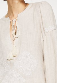 We are Kindred - IMOGEN BLOUSE - Bluser - oatmeal - 5