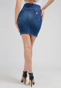 Guess - Denim skirt - blau - 2
