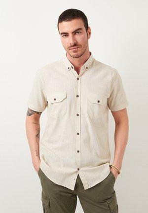 Overhemd - stone colored