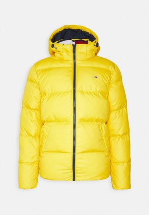 ESSENTIAL JACKET - Giacca invernale - valley yellow