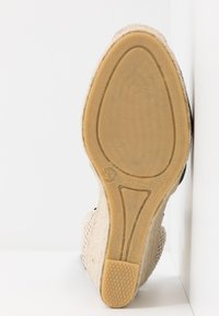 ALOHAS - CLARA BY DAY - High heeled sandals - navy - 6