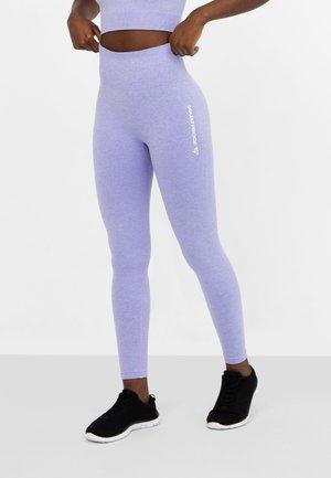 TOUGH - Leggings - purple