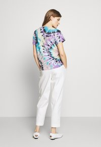 Mother - THE BOXY GOODIE GOODIE TEE - Print T-shirt - swirling secrets - 2
