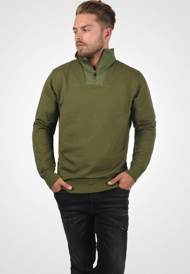 JORKE - Sweater - ivy green