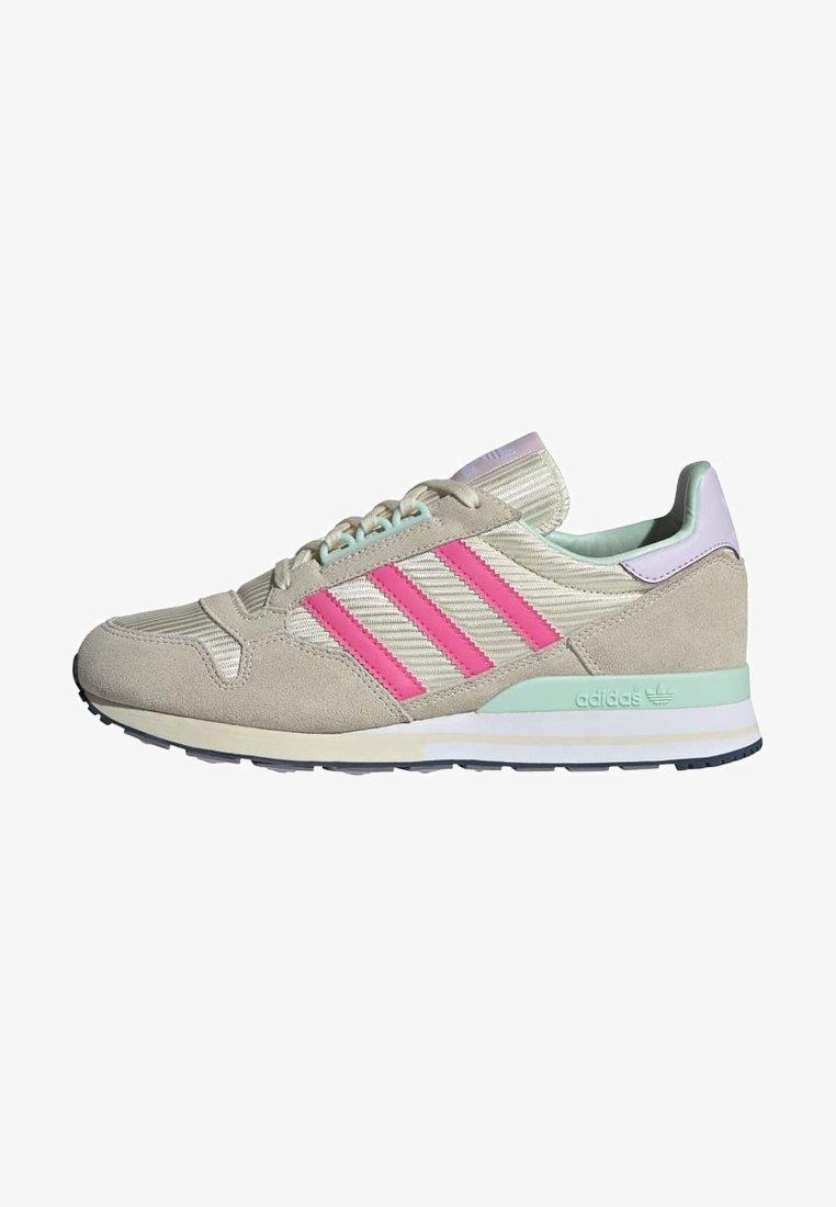 adidas Originals - Baskets basses - cream white/solar pink/clear pink