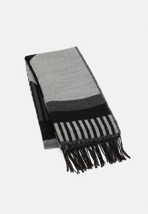Scarf - black/grey
