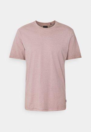 ONSMILLENIUM  - T-shirt - bas - burlwood