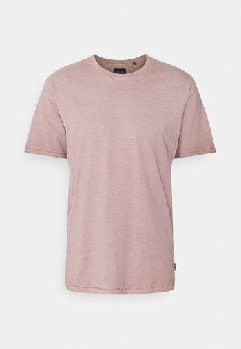 ONSMILLENIUM LIFE WASHED TEE - T-shirt - bas - burlwood