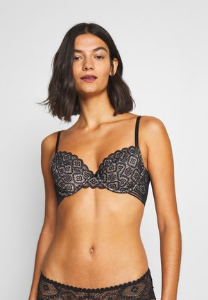 SIENNA - Underwired bra - black