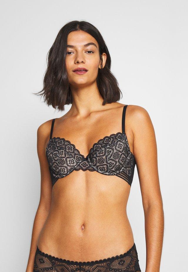 SIENNA - Underwired bra - black