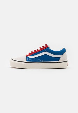 ANAHEIM OLD SKOOL 36 DX UNISEX - Skate shoes - original white/original blue/original red