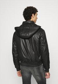 Just Cavalli - KABAN - Winter jacket - black - 2