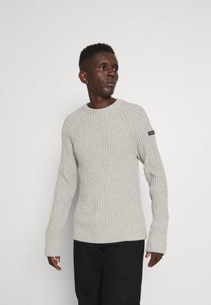 TOWSON - Jumper - heather light grey