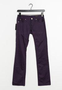 Herrlicher - Straight leg jeans - purple - 0