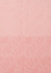 Emporio Armani - SCARF - Halsduk - strawberry - 2