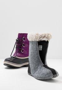 Sorel - YOOT PAC - Snowboot/Winterstiefel - wild iris/dark plum - 5