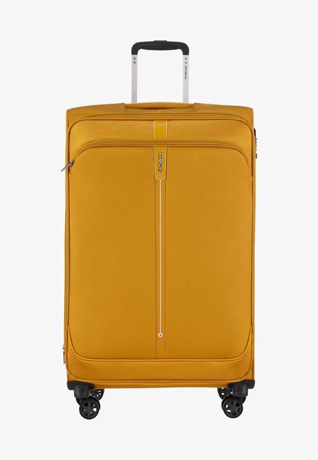 POPSODA  - Wheeled suitcase - yellow
