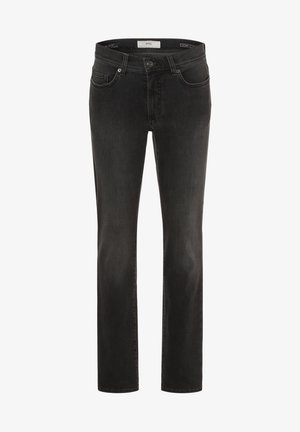 CADIZ - Slim fit jeans - anthrazit