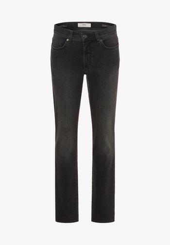 CADIZ - Slim fit jeans - anthrazit