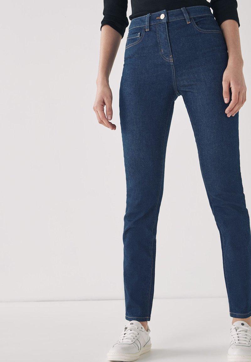 Next - Slim fit jeans - blue denim