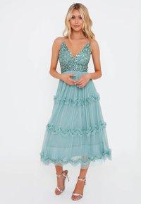 BEAUUT - URSULA  - Cocktail dress / Party dress - light blue - 1