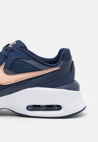 Nike Sportswear - AIR MAX FUSION  - Trainers - midnight navy/metallic red bronze/white - 5